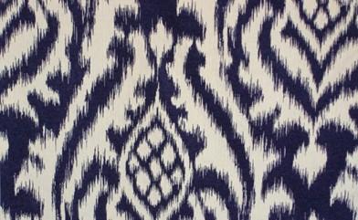 Ikat-Fabric