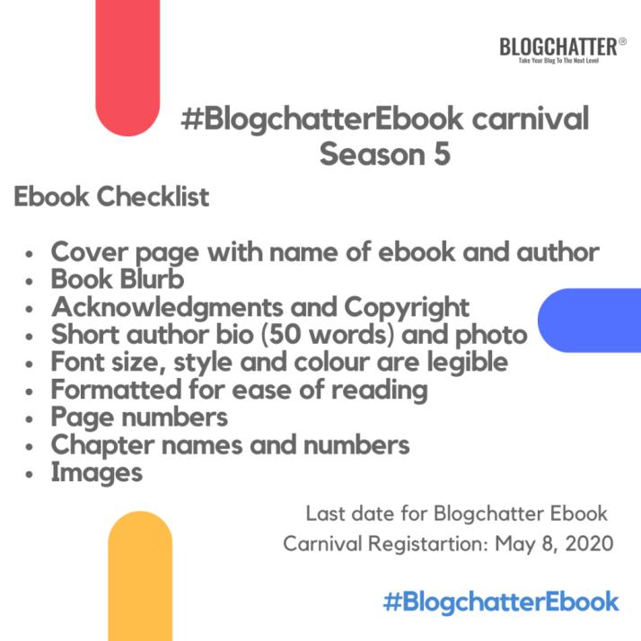 blogchatter ebook carnival