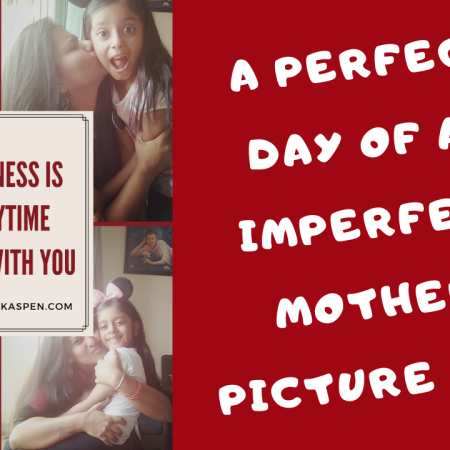 A Day of a mother
