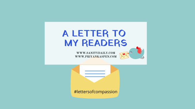 Letters of compassion